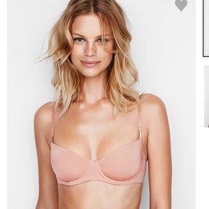 Victoria's Secret Wicked Unlined Uplift Bra. 34B